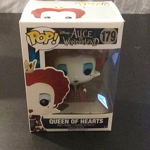 Funko Pop Disney Queen of Hearts #179 Vaulted